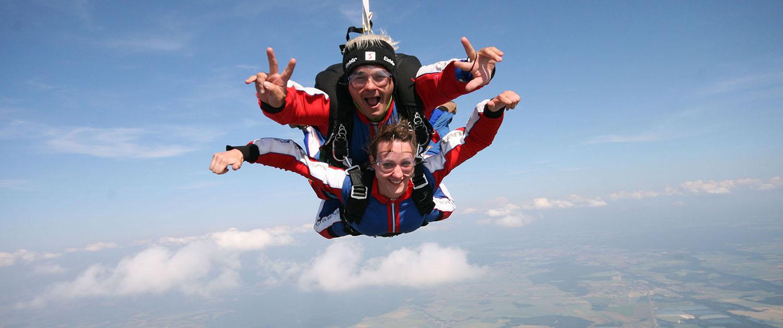 parachutisme noyon